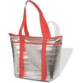 Personalized Ice Grocery Tote