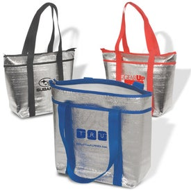 Advertising Ice Grocery Tote