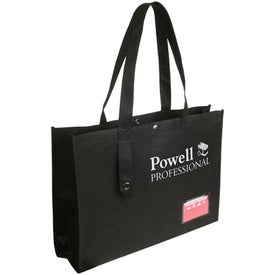 Identity Tote Bag Branded with Your Logo