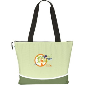 Indispensable Everyday Tote Bag Imprinted with Your Logo