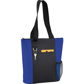 Monogrammed The Infinity Tote