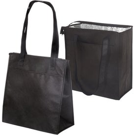 Branded Insulated Grocery Tote - 80GSM