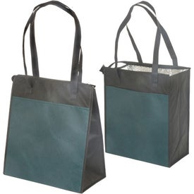 Monogrammed Insulated Grocery Tote - 80GSM