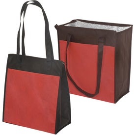 Insulated Grocery Tote - 80GSM with Your Slogan