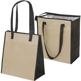 Insulated Grocery Tote - 80GSM for Promotion