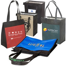 Insulated Grocery Tote - 80GSM for Your Church