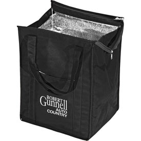 Insulated Grocery Tote (11.5