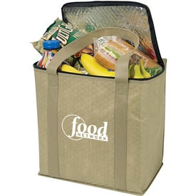 Insulated Grocery Tote Bag for your School