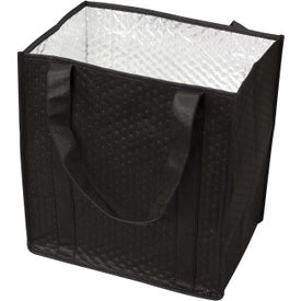 Insulated Grocery Tote Bag for Marketing