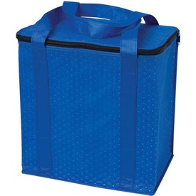 Imprinted Insulated Grocery Tote Bag