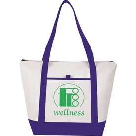 Insulated Lighthouse Boat Tote Cooler for Marketing