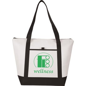 Imprinted Insulated Lighthouse Boat Tote Cooler