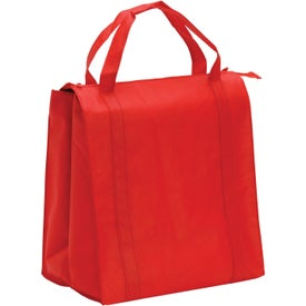 Insulated Non-Woven Grocery Tote Giveaways