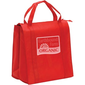 Insulated Non-Woven Grocery Tote