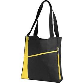 Logo Incline Convention Tote Bag