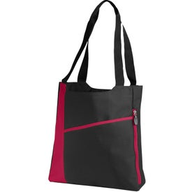 Incline Convention Tote Bag