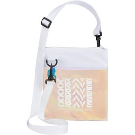 Iridescent Crossbody Totes