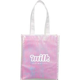 Iridescent Non-Woven Gift Tote Bag