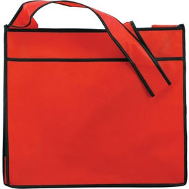 Javits Textured Tote Branded with Your Logo