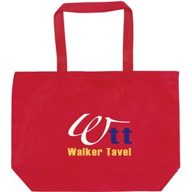 Jumbo Air-Tote for Advertising