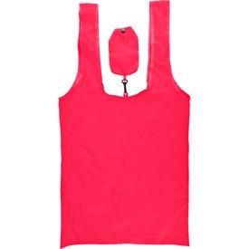 Jumbo Folding Grocery Tote Bag