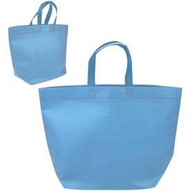 Jumbo Heat Sealed Non-Woven Tote Bag
