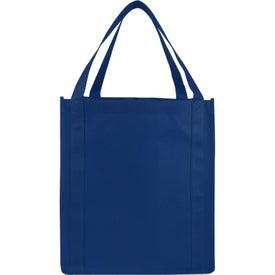 Personalized Jumbo Nonwoven Grocery Tote