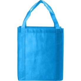Jumbo Nonwoven Grocery Tote for Marketing