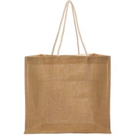 Jute Bags with Rope Handle
