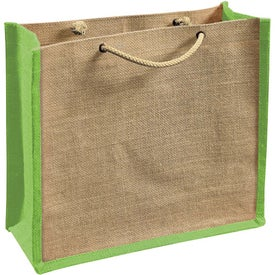 Jute Gift Tote Bag Giveaways