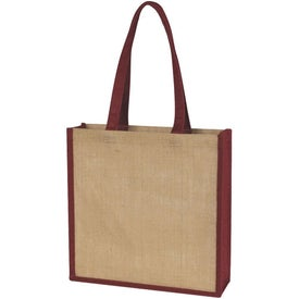 Jute Tote Bag for Your Company