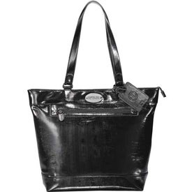 Kenneth Cole Etched In Time Compu-Tote with Your Slogan