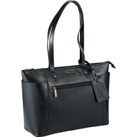 "Kenneth Cole 15"" Computer Saffiano Tote Bag"
