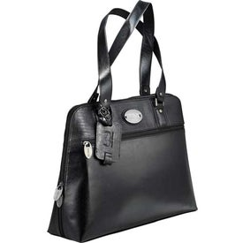 Promotional Kenneth Cole Frame Of Reference Compu-Tote