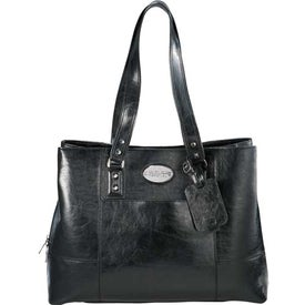 "Kenneth Cole ""Tripled The Size"" Compu-Tote for Advertising"