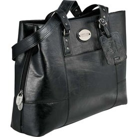 "Kenneth Cole ""Tripled The Size"" Compu-Tote for Your Company"