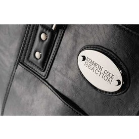 """Customized Kenneth Cole """"Tripled The Size"""" Compu-Tote"""