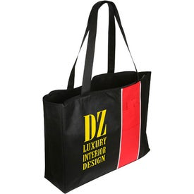 Company Kingston Zipper Tote Bag