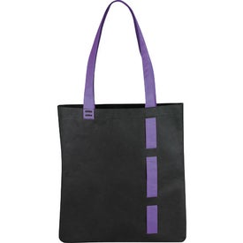 Ladder Loop Convention Tote with Your Slogan