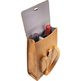 Advertising Laguiole Double Wine Tote