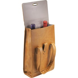 Customized Laguiole Double Wine Tote