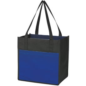 Lami-Combo Shopper Tote for Marketing