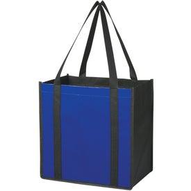 Lami-Combo Shopper Tote for Customization