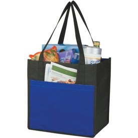 Lami-Combo Shopper Tote Printed with Your Logo