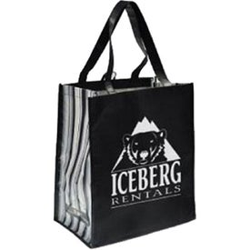 Laminate Tote Bag Branded with Your Logo