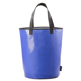 Customized Laminated Non-Woven Basket Tote