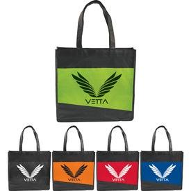 Laminated Non-Woven Convention Tote Bag