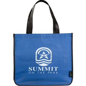 Laminated Non-Woven Large Shopper Tote for Your Company