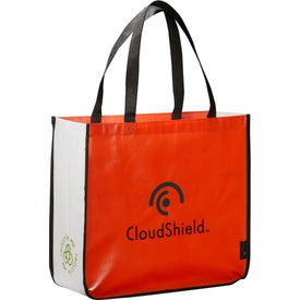 Branded Laminated Non-Woven Large Shopper Tote