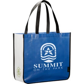 Laminated Non-Woven Large Shopper Tote Bag